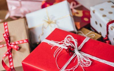 Queremos entregarte algunos regalos para que los disfrutes en estas fiestas