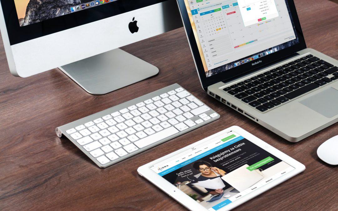 Diseño web: descubre las tendencias en diseño web de 2018